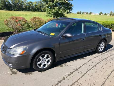 2006 Nissan Altima for sale at Nice Cars in Pleasant Hill MO