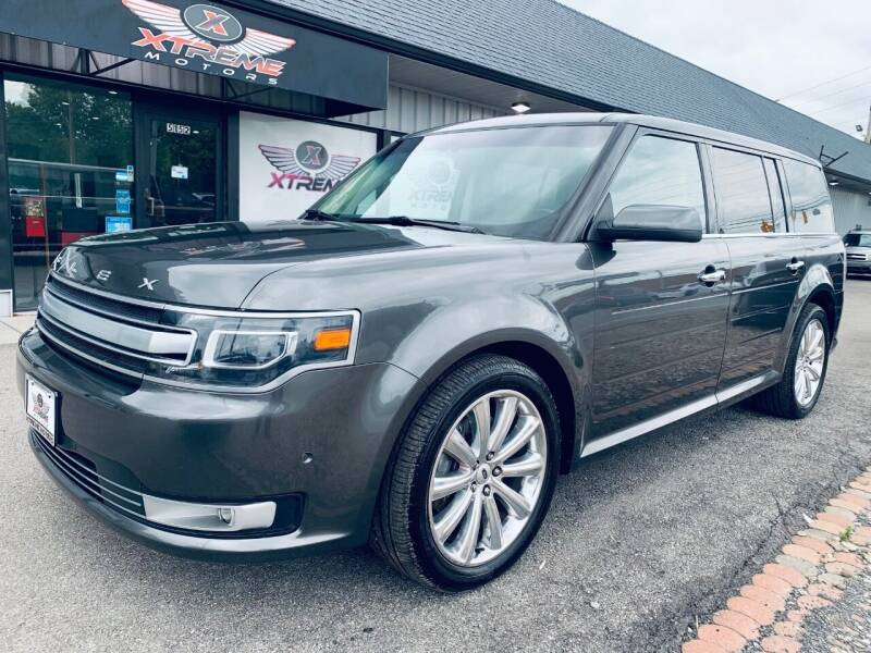 2015 Ford Flex for sale at Xtreme Motors Inc. in Indianapolis IN