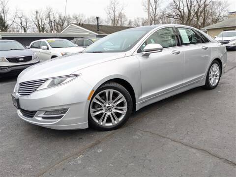2013 Lincoln MKZ for sale at GAHANNA AUTO SALES in Gahanna OH