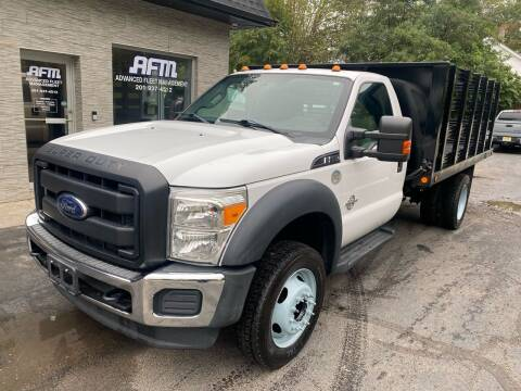 2016 Ford F-550 Super Duty for sale at Advanced Fleet Management in Towaco NJ