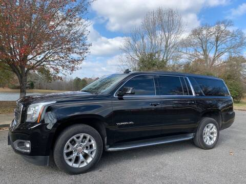 2017 GMC Yukon XL for sale at LAMB MOTORS INC in Hamilton AL