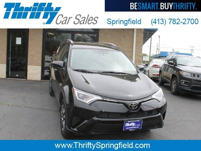 2018 Toyota RAV4 for sale at Thrifty Car Sales Springfield in Springfield MA