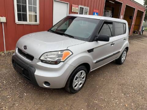 2011 Kia Soul for sale at Main Street Autos Sales and Service LLC in Whitehouse TX