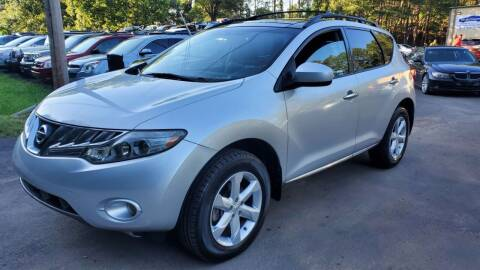 2009 Nissan Murano for sale at GA Auto IMPORTS  LLC in Buford GA