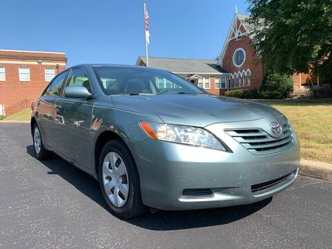 2007 Toyota Camry for sale at Automax of Eden in Eden NC