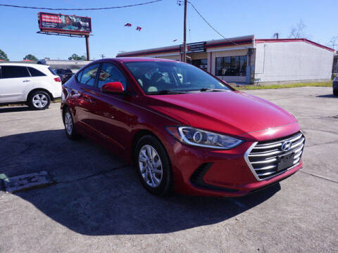 2017 Hyundai Elantra for sale at BLUE RIBBON MOTORS in Baton Rouge LA