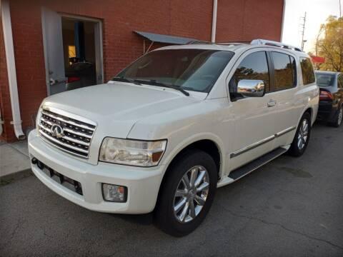 2010 Infiniti QX56 for sale at Credit Cars LLC in Lawrenceville GA