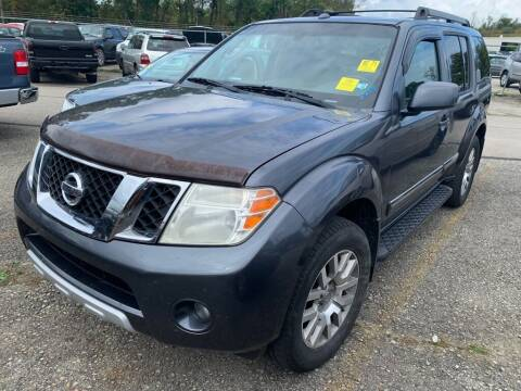 2011 Nissan Pathfinder for sale at Car Factory of Latrobe in Latrobe PA