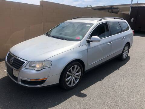 2007 Volkswagen Passat for sale at Blue Line Auto Group in Portland OR