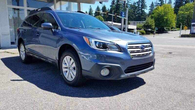2017 Subaru Outback for sale at Seattle's Auto Deals in Everett WA