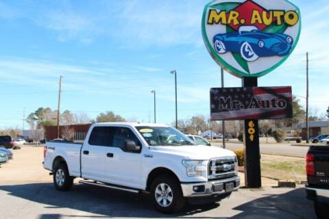 2015 Ford F-150 for sale at MR AUTO in Elizabeth City NC