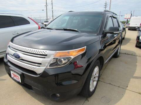 2013 Ford Explorer for sale at Tony's Auto World in Cleveland OH