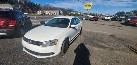 2013 Volkswagen Jetta for sale at MGM Auto Sales in Cortland NY