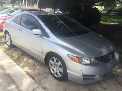 2010 Honda Civic for sale at Castagna Auto Sales LLC in Saint Augustine FL