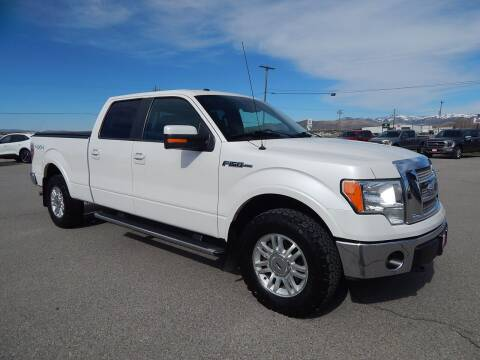 2010 Ford F-150 for sale at West Motor Company - West Motor Ford in Preston ID