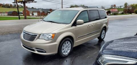 2014 Chrysler Town and Country for sale at Gallia Auto Sales in Bidwell OH