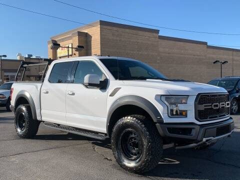 2017 Ford F-150 for sale at Ultimate Auto Sales Of Orem in Orem UT