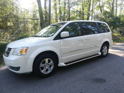 2008 Dodge Grand Caravan for sale at Low Price Autos in Beaumont TX