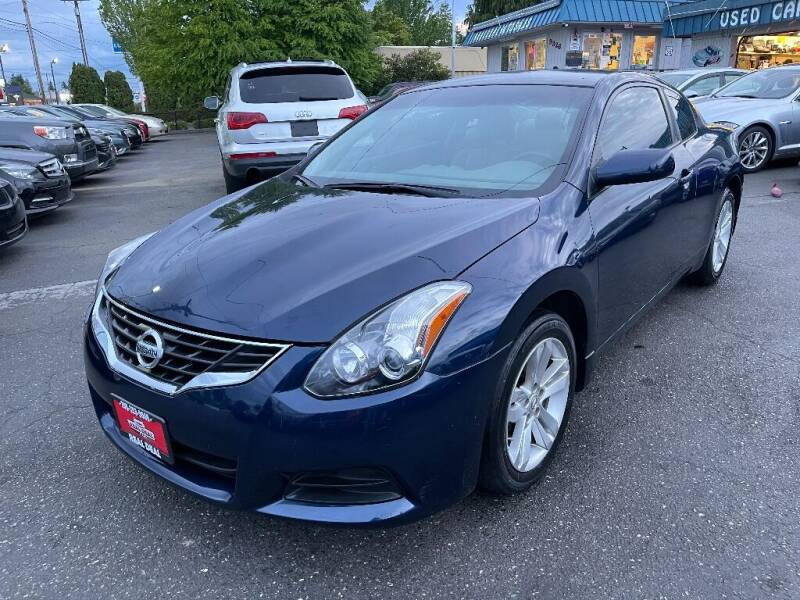 2013 Nissan Altima for sale at Real Deal Cars in Everett WA