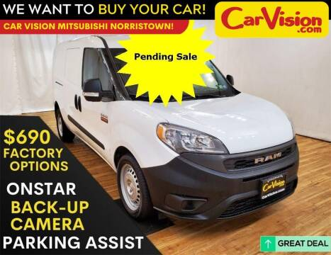 2019 RAM ProMaster City Cargo for sale at Car Vision Mitsubishi Norristown in Trooper PA