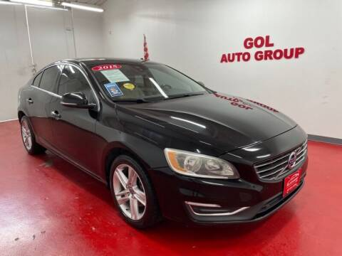 2015 Volvo S60 for sale at GOL Auto Group in Austin TX