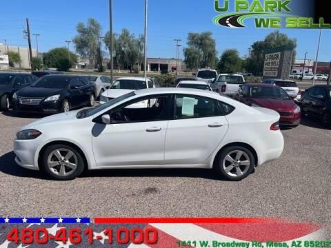 2016 Dodge Dart for sale at UPARK WE SELL AZ in Mesa AZ