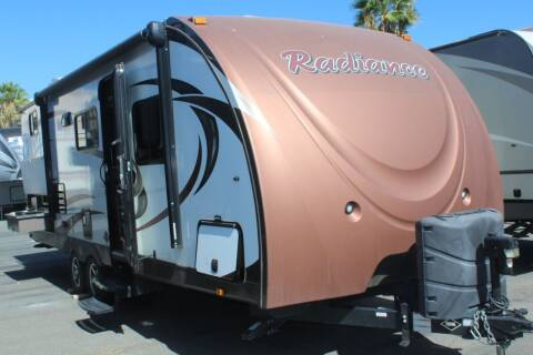 2015 Cruiser RV Radiance Series M-24 BHDS for sale at Rancho Santa Margarita RV in Rancho Santa Margarita CA
