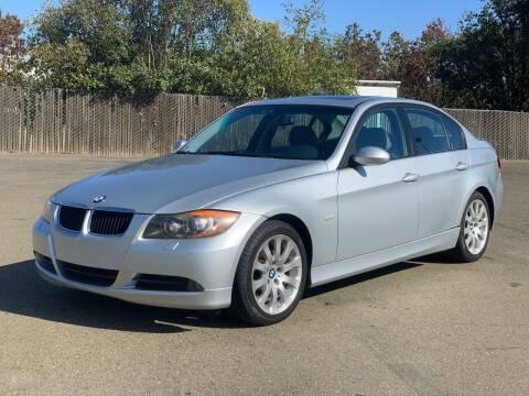 2007 BMW 3 Series for sale at SHOMAN MOTORS in Davis CA