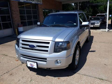 2010 Ford Expedition EL for sale at County Seat Motors East in Union MO