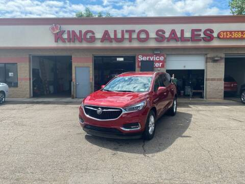 2019 Buick Enclave for sale at KING AUTO SALES  II in Detroit MI
