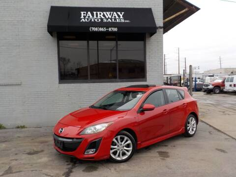 2010 Mazda MAZDA3 for sale at FAIRWAY AUTO SALES, INC. in Melrose Park IL