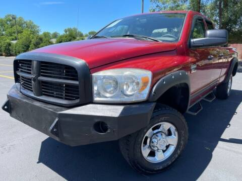 2007 Dodge Ram Pickup 3500 for sale at IMPORTS AUTO GROUP in Akron OH