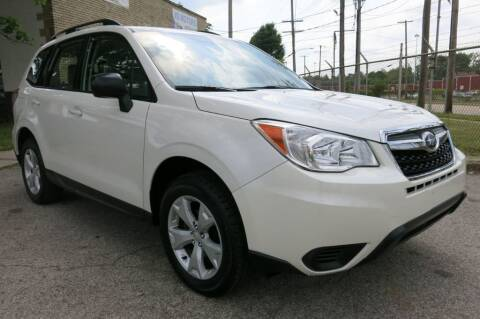 2016 Subaru Forester for sale at VA MOTORCARS in Cleveland OH