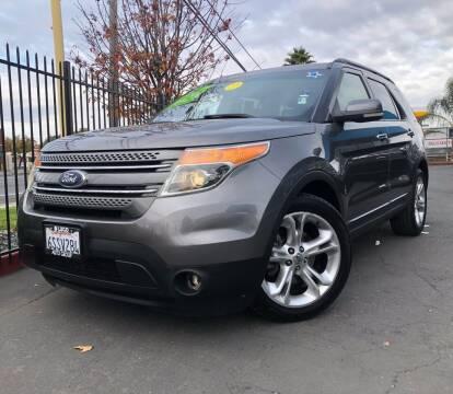 2011 Ford Explorer for sale at LUGO AUTO GROUP in Sacramento CA