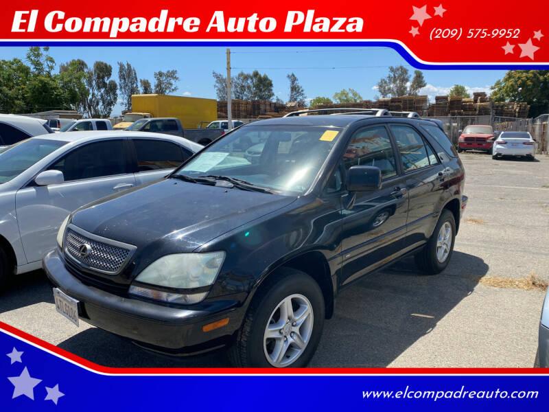 2001 Lexus RX 300 for sale at El Compadre Auto Plaza in Modesto CA