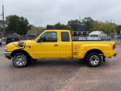 2000 Ford Ranger for sale at RIVERSIDE AUTO SALES in Sioux City IA