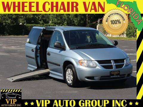 2006 Dodge Grand Caravan for sale at VIP Auto Group in Clearwater FL