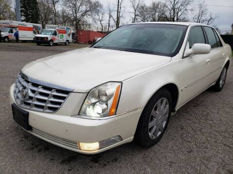 2007 Cadillac DTS for sale at Flex Auto Sales in Cleveland OH