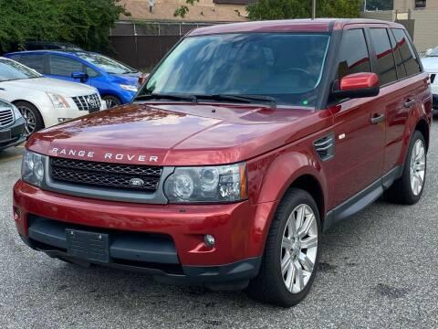 2010 Land Rover Range Rover Sport for sale at MAGIC AUTO SALES - Magic Auto Prestige in South Hackensack NJ