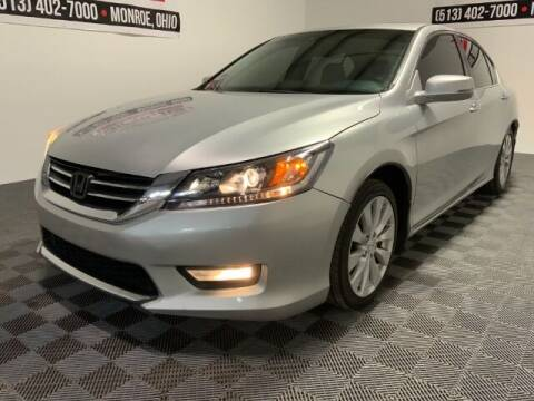 2013 Honda Accord for sale at SIRIUS MOTORS INC in Monroe OH