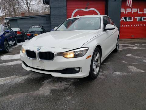 2015 BMW 3 Series for sale at Apple Auto Sales Inc in Camillus NY