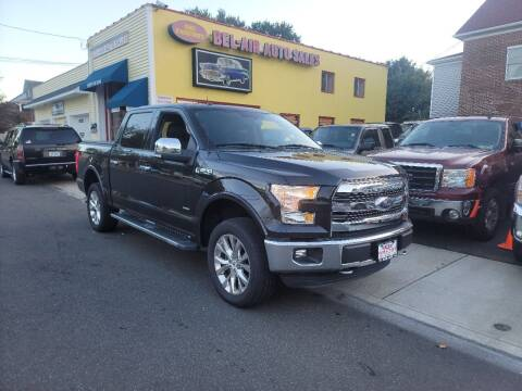 2015 Ford F-150 for sale at Bel Air Auto Sales in Milford CT