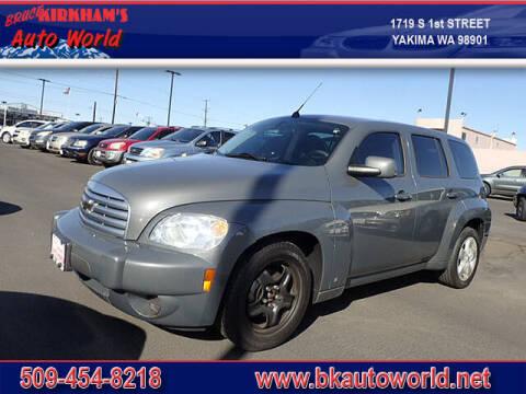 2009 Chevrolet HHR for sale at Bruce Kirkham Auto World in Yakima WA