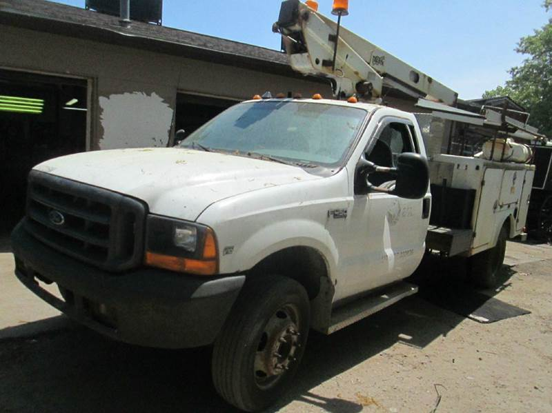 1999 Ford F-450 Super Duty for sale at Jims Auto Sales in Muskegon MI