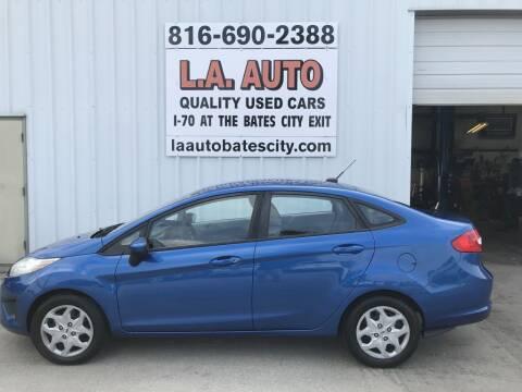 2011 Ford Fiesta for sale at LA AUTO in Bates City MO