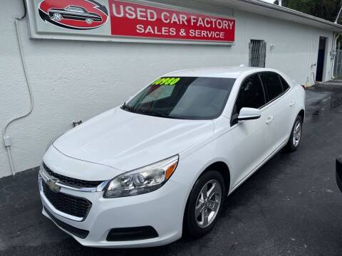 2016 Chevrolet Malibu Limited for sale at Used Car Factory Sales & Service in Port Charlotte FL
