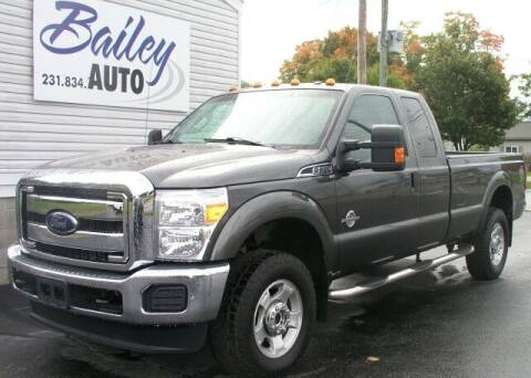 2016 Ford F-250 Super Duty for sale at Bailey Auto LLC in Bailey MI