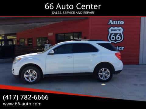 2011 Chevrolet Equinox for sale at 66 Auto Center in Joplin MO