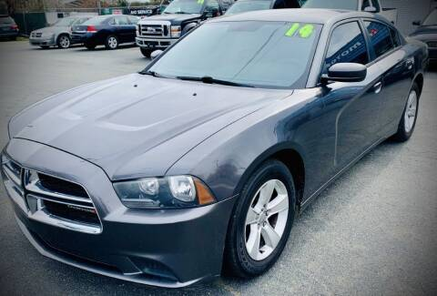 2014 Dodge Charger for sale at RD Motors, Inc in Charlotte NC
