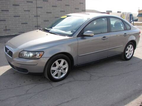2006 Volvo S40 for sale at Lehmans Automotive in Berne IN